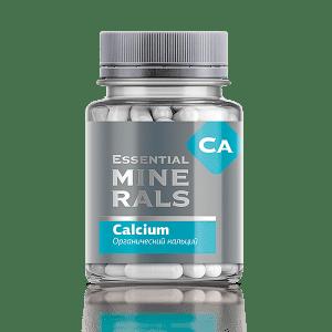 Органический кальций 60 капсул