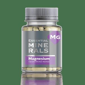 Органический магний 60 капсул