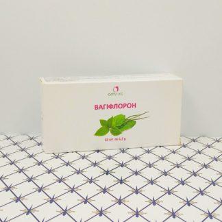 Вагифлорон свечи 10 шт с маслом чайного дерев...