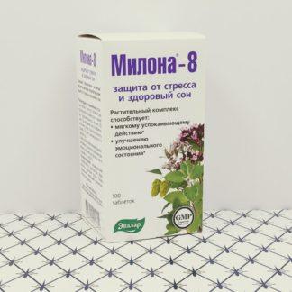 Милона-8 100 таблеток успокаивающая