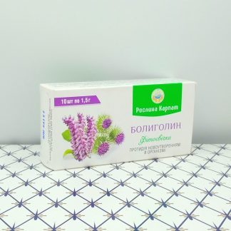 Болиголин — улучшенный чистоболин фитос...